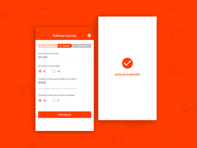 Kiiwik Android App ux ui app android