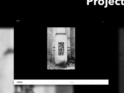 The Krank | Projects art animation website ux ui
