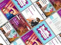 Various Postcard Designs