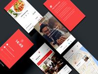Delighte mobile app
