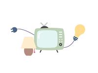 Illustration electri