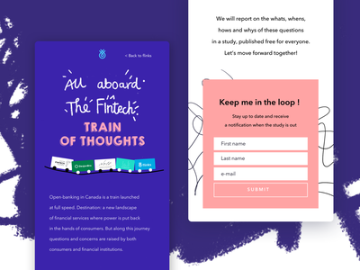 Event landing page fonts elegant ux uxdesign uiux ui illustration user interface website sketch mobile view mobile version astropad procreate handrawn event landing page concept landing landing page design landing  page