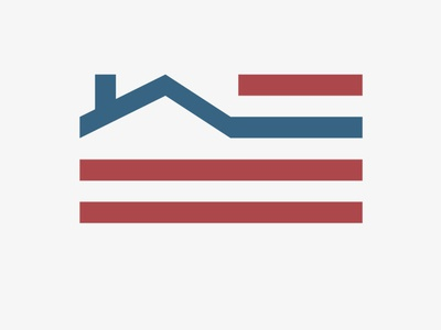 American Colonial Home Inspection Logo By Jacob Roman Dribbble