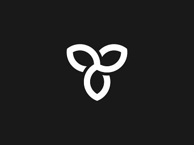 Youth Logo designer design brand brand identity new minimal clean fresh circles monochrome youth logo