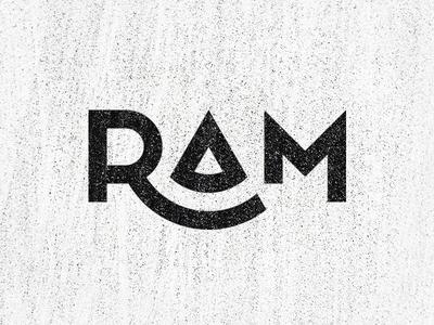 RAM Wordmark