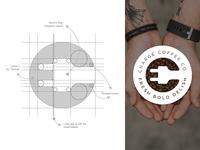 Charge Coffee Co. Rebranding