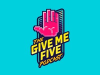 The Give Me Five Podcast logo