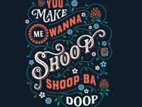 Shoop Poster