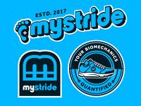 Mystride Branding