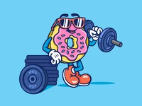 Will Workout for Donuts