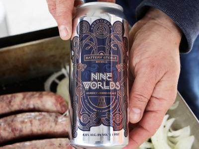 Nine Worlds Beer