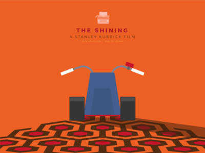 Shining tricycle