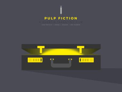 Pulp suitcase