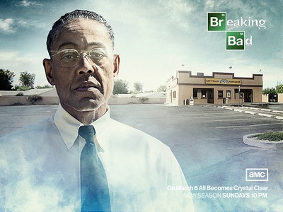 Breaking Bad - Gus Fring Before/after