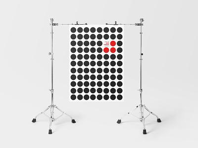 Nous Verrons Volume Cover Design fineart art direction moodboard vector design branding grid design illustration cover poster cover-design