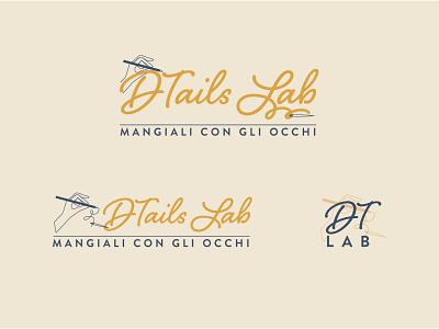 Unchosen proposal brand identity artisan palette brand design variant branding brand identity logo