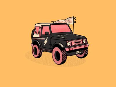 Luck Truck