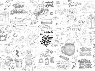 '19 Sketch Roundup