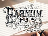 Barnum Sketch