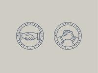 Handshake/Broshake Icon