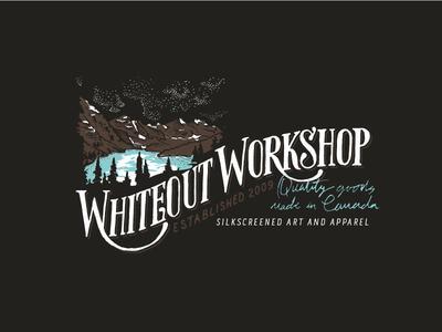 Whiteout Workshop Logo