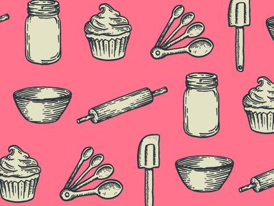 Bake Shop Illustrations
