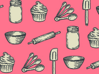 Bake Shop Illustrations
