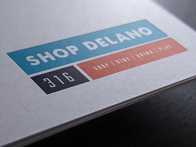 Delano logo brand