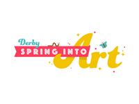 Local art festival logo