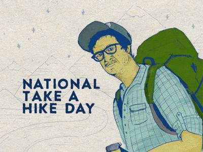 11 15 17 National Take A Hike Day
