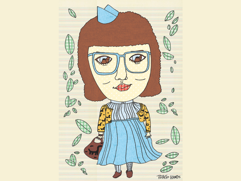 Street Fashion 5 fashion design designer illust illustration