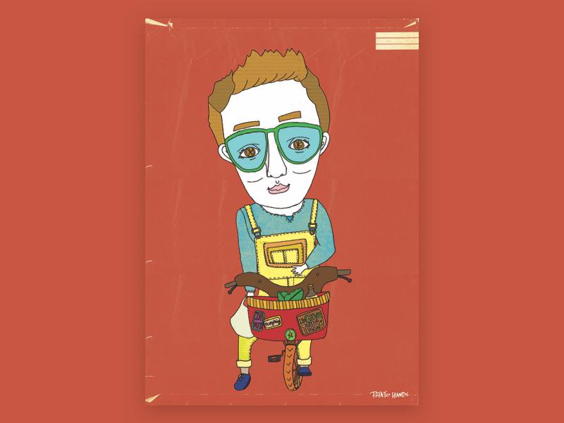 Street Fashion 8 fashion design designer illust illustration