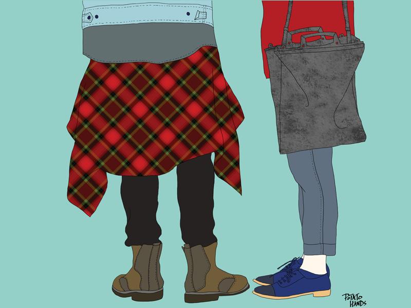 Street Fashion 15 fashion design designer illust illustration