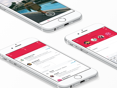 Inbox - Mail compose messaging mail inbox email mobile app ios