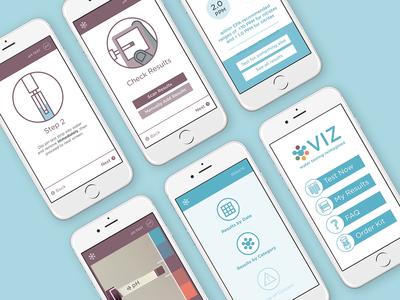 VIZ: Water Testing Reimagined (App)