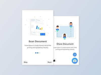 NeuDocs Scanning app