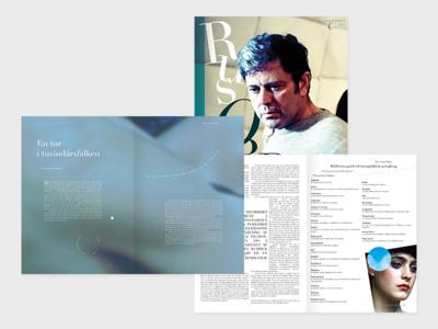 RusOrdet solaris tarkovsky film typography graphic design layout magazine