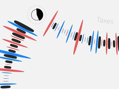 First Presidential Debate by the Data infographic debates america hillary fui data speech data visualization dataviz trump politics