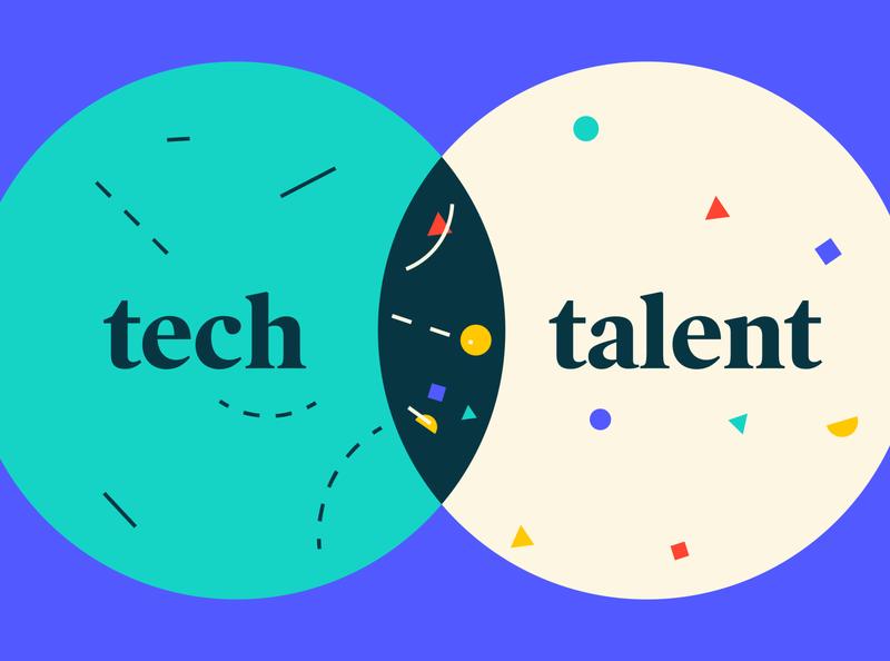 Venn illustrator venn diagram abstract design abstract jobs tech illustration venn