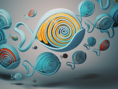 QUILLED | water