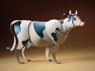 Quilled | Nestlé Milkybar