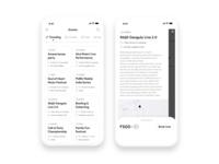 Event App Exploration