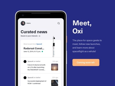 Meet, Oxi