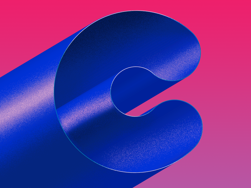 C for vivid 36daysoftype-c typography 36 days of type lettering 36daysoftype