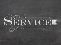 Values Campaign: Service