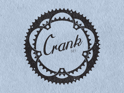 Crank Set Badge