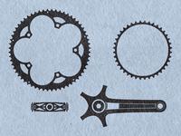 Crank Set Elements
