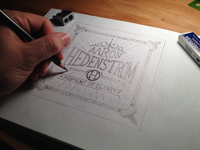 Arron Hedenstrom - Album Cover