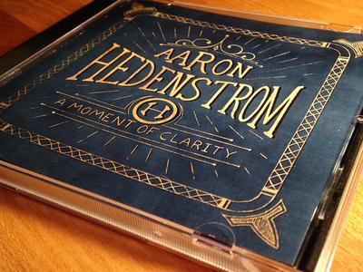 Aaron Hedenstrom - Album Design