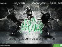 Hip hop poster d lg